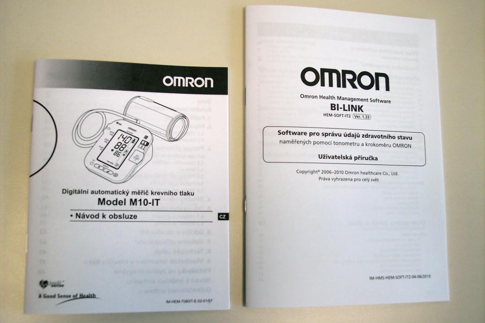 75008b06a U ostatních přístrojů naleznete CZ návody tištěné, v plné verzi, přímo u  přístrojů (tedy v balení)