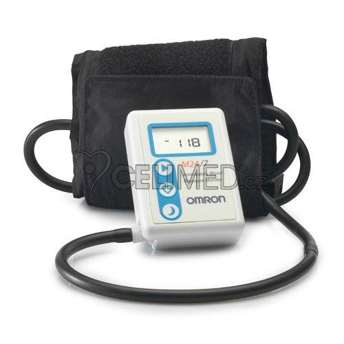 Přenosný ABPM tonometr (tlakový holter) OMRON BP5