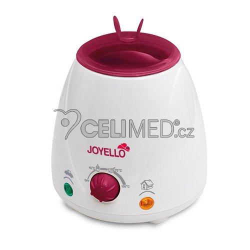 """Ohřívač kojen.lahví JOYELLO JL-976 """"PAPPERTUTTO"""" vč. adaptéru do auta"""