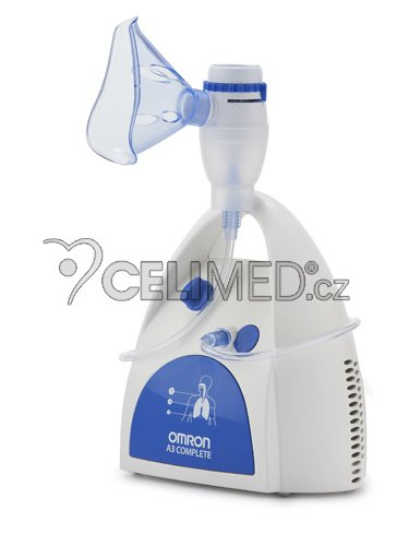 Inhalátor OMRON A3 Complete