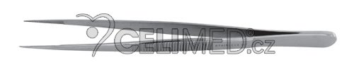 10-102-205 Pinzeta špičatá, hladká 20cm