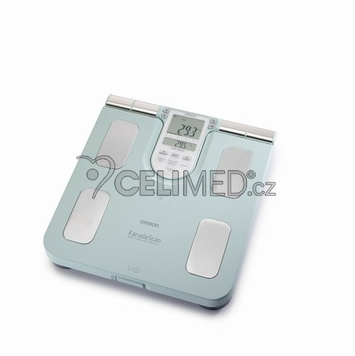 OMRON BF511-T monitor skladby lidského těla s lékařskou váhou