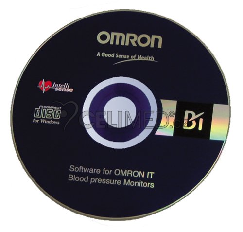 CD-ROM Software for OMRON IT