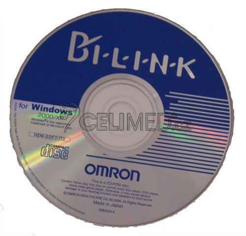 OMRON Healthcare Managment Software BI-LINK HEM-SOFT- IT2