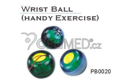 Wrist Ball, posilovač zápěstí