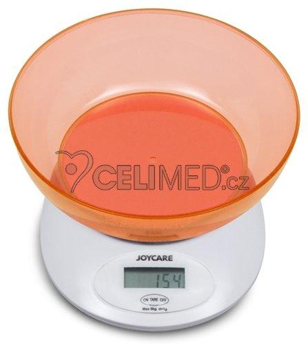 Kuchyňská elektronická váha na potraviny JOYCARE JC-402-O