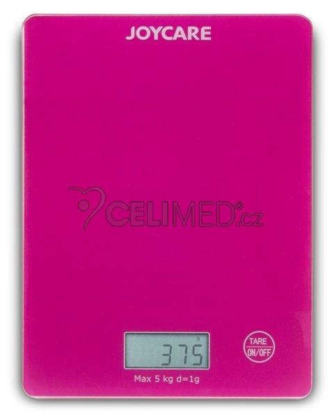 Kuchyňská elektronická váha na potraviny JOYCARE JC-405-P