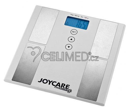 JOYCARE JC-433G monitor skladby lidského těla s osobní váhou