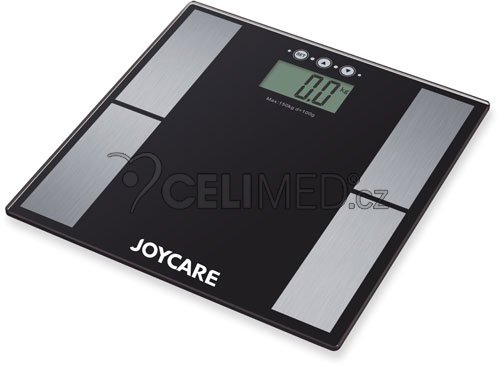 JOYCARE JC-436 monitor skladby lidského těla s osobní váhou