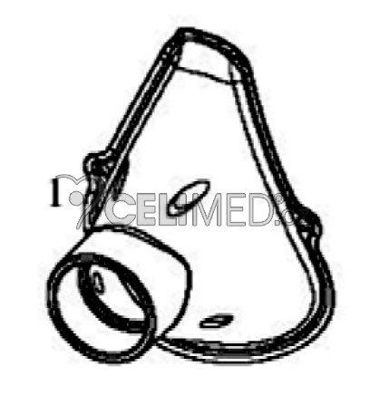 Maska pediatrická (dětská) -JC117