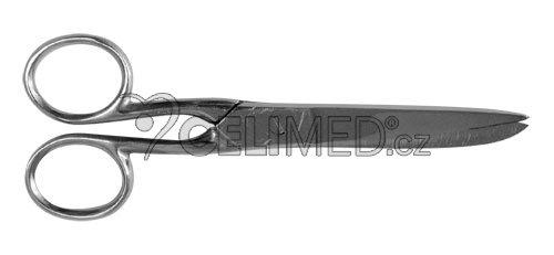 SI-006 Nůžky pro domácnost, rovné 15 cm