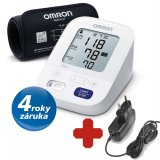 Tonometr OMRON M3 Comfort intelli +ZDROJ (SET)