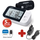 Tonometr OMRON M7 Intelli IT s AFib +ZDROJ (SET)