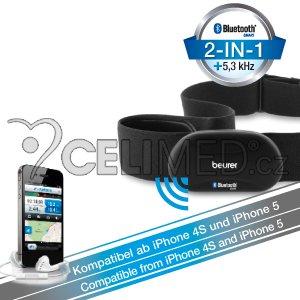 Beurer PM 235 (Runtastic set - hrudní pás pro použití s chytrými telefony)
